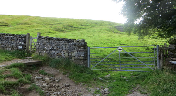 Gate-to-Pen-y-ghent