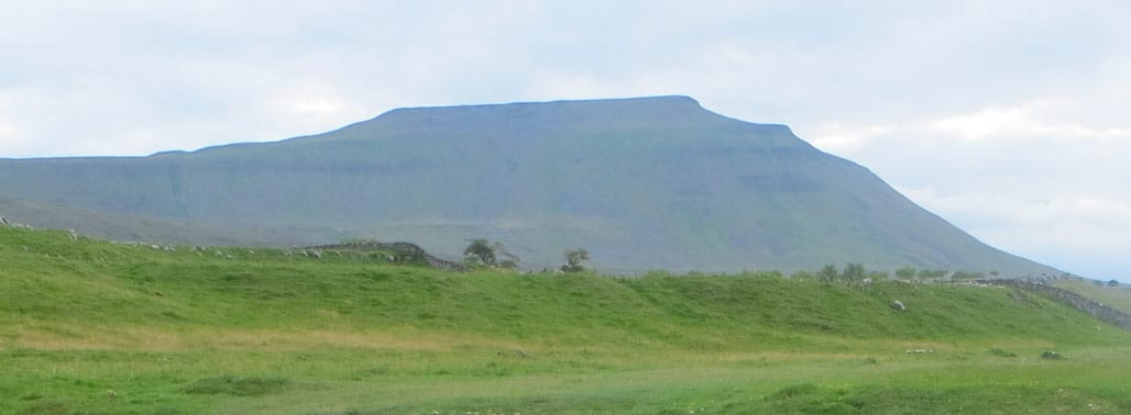 Walking from Whernside to Ingleborough featured image