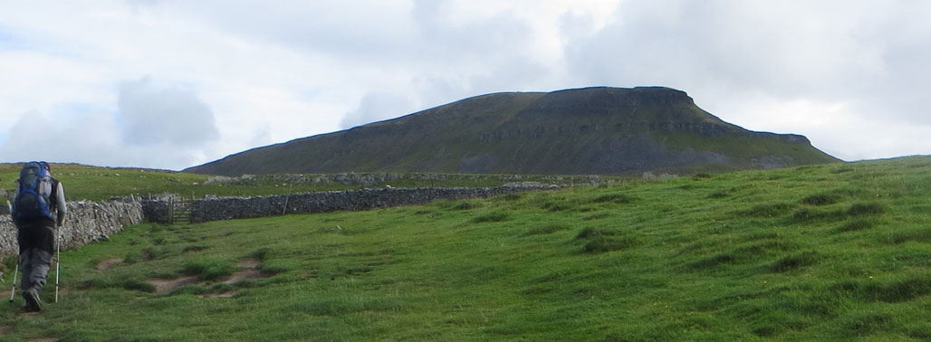 Walking From Horton-in-Ribblesdale to Pen-y-ghent featured image