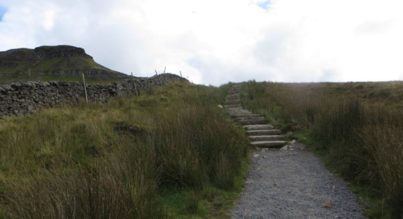 Steps-up-Pen-y-ghent