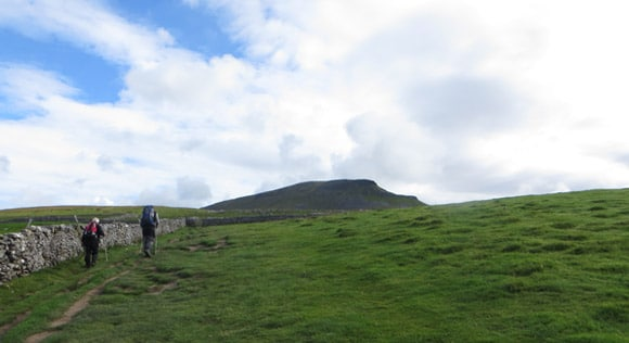The-start-of-Pen-y-ghent