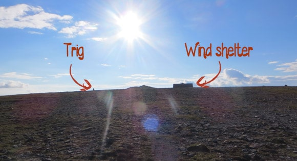 Ingleborough-trig-and-wind-shelter