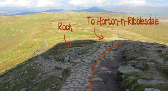 Rock-checkpoint-back-to-Horton-in-Ribblesdale