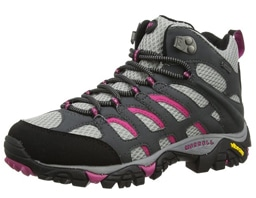 Womens-Merrell-Hiking-Shoes