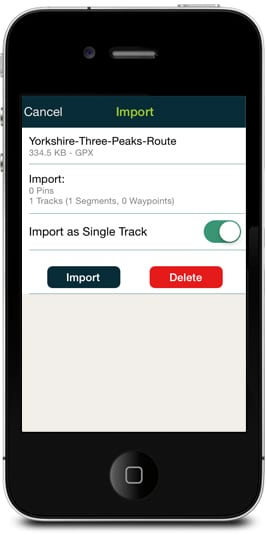 Import-GPX-route-to-Pocket-Earth-Pro