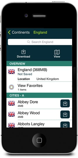download-england-map-to-smartphone