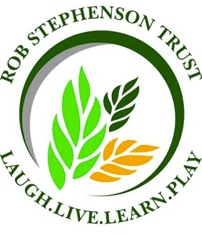 rob stephenson charity logo