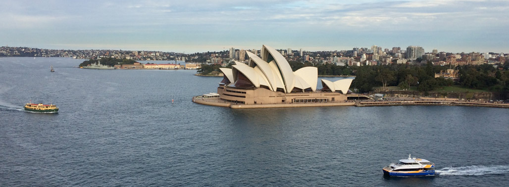 Sydney Opera House Harbour Feature Image