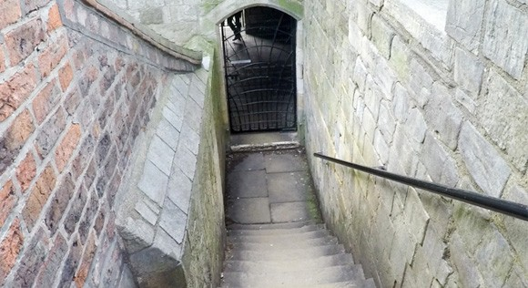 Entrance to Bootham Gate