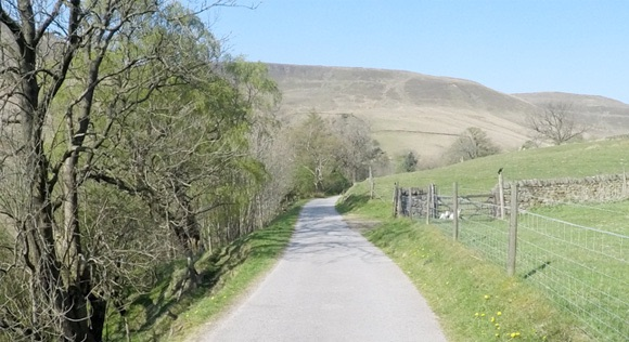 Path from Lees Farm