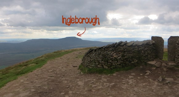 Ingleborough-from-Whernside-summit