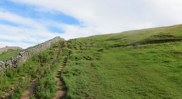 Start-of-climb-Pen-y-ghent