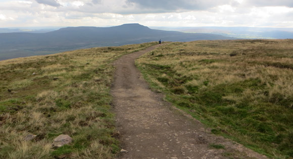 Whernside-path-to-Ingleborough