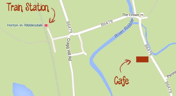 Horton-in-Ribblesdale-train-station-to-pen-y-ghent-cafe