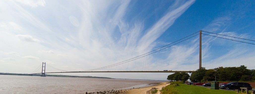 Walking the Humber Bridge Circular Route featured image