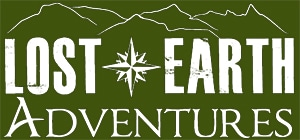 Lost Earth Adventures Logo