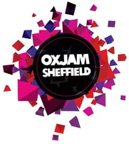 Oxjam Sheffield Logo