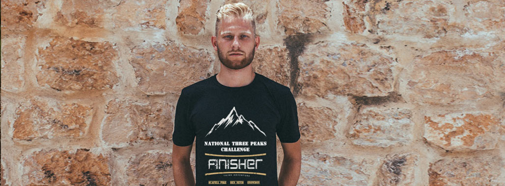 National Three Peaks Tshirt featured image