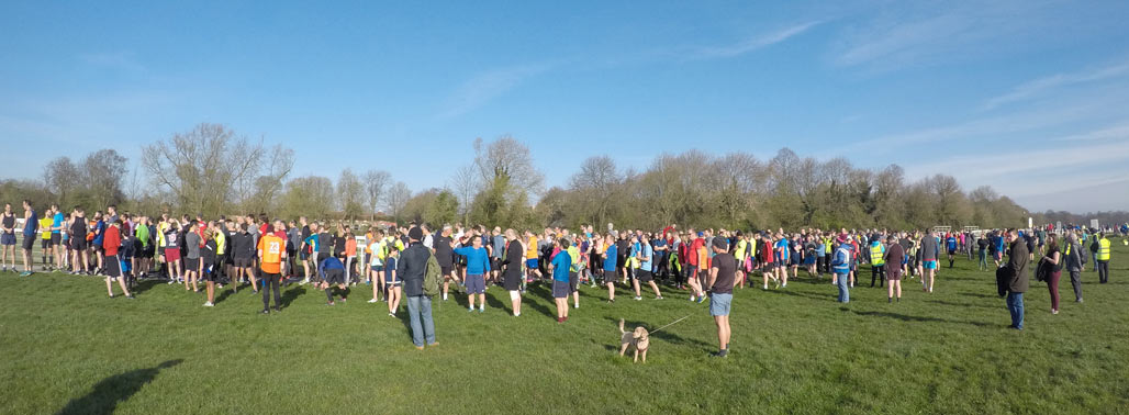 York Park Run Start Line Featured Image