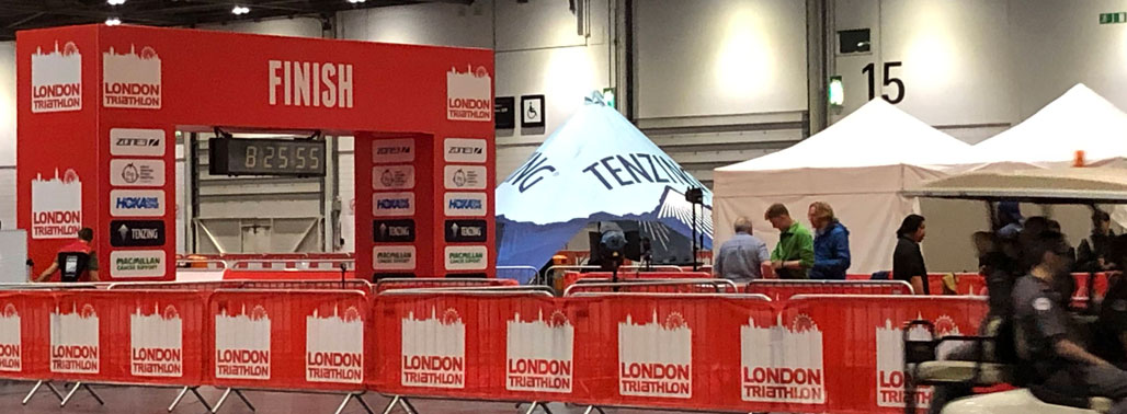 Completing the London Triathlon for the First Time featured image