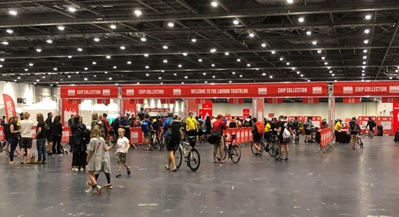 London Triathlon Registration