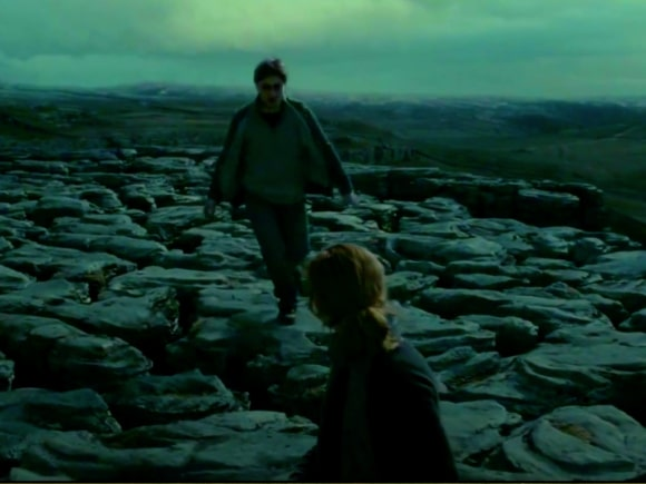 Harry Potter filming Malham Cove