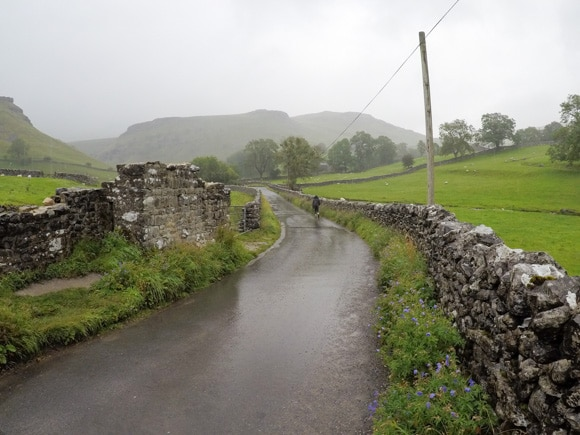 Road to Gordale Scar 2