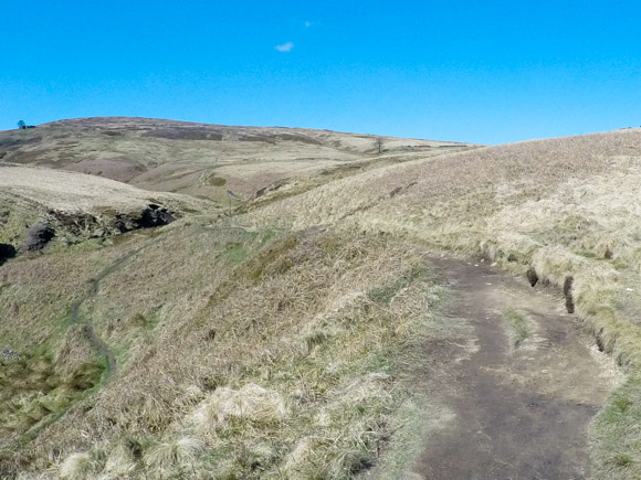 Bronte Waterfalls to Top Withens 10