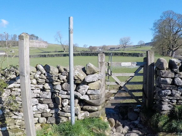 Settle to Stainforth Force 16
