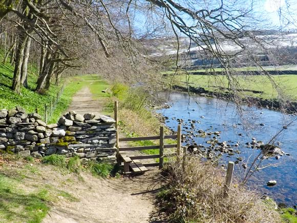 Settle to Stainforth Force 17