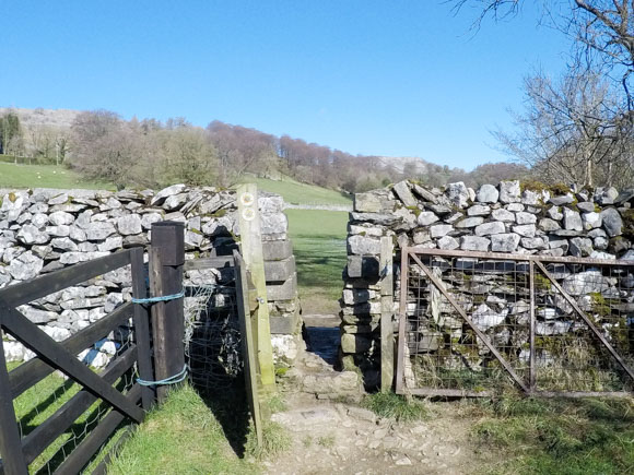 Settle to Stainforth Force 8