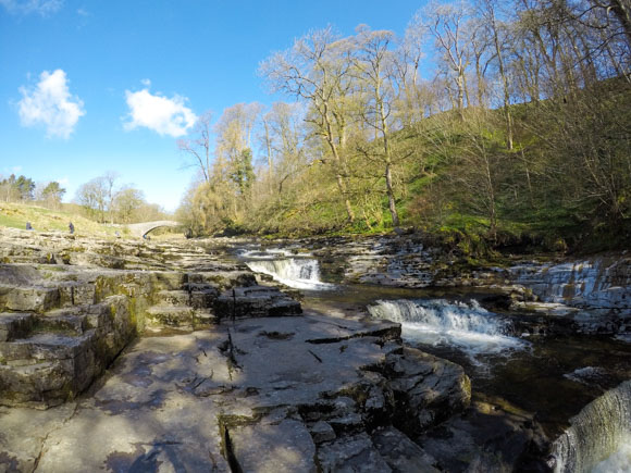 Stainforth Force Route.