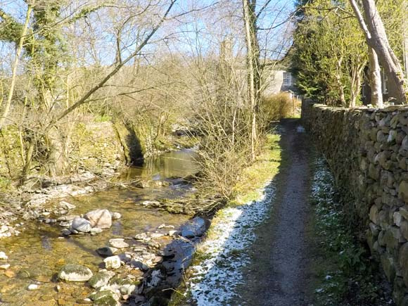 Stainforth Force to Catrigg Force 15
