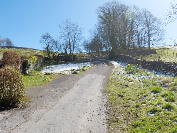 Stainforth Force to Catrigg Force 18