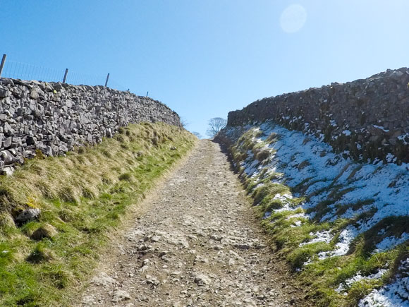 Stainforth Force to Catrigg Force 20