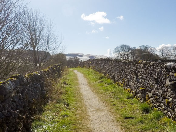 Stainforth Force to Catrigg Force 5