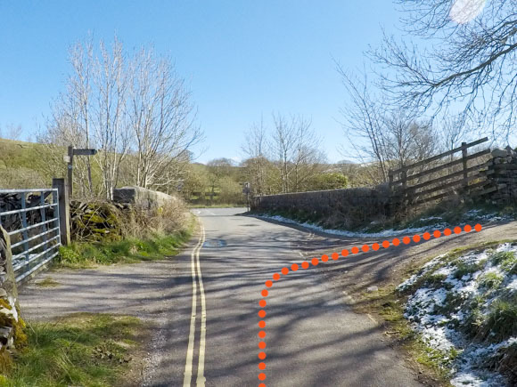 Stainforth Force to Catrigg Force Right Turn