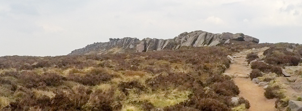 The Roaches, Lud's Church and Hen Cloud Circular Walk featured image