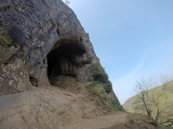 Thors Cave Entrance