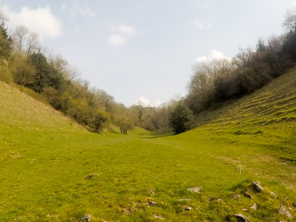 Thors Cave to Wetton 18