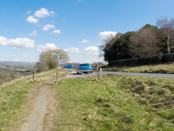 Top Withens to Haworth 19