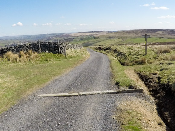 Top Withens to Haworth 7