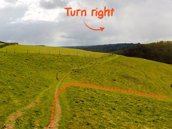 Baley Hill to Dovedale 4