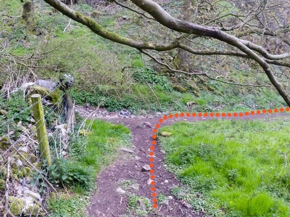 Baley Hill to Dovedale