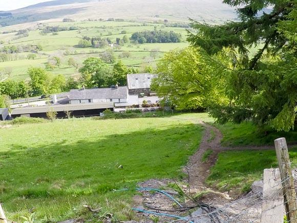 Blencathra Sharp Edge Walk 48