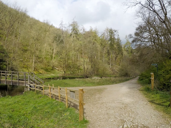 Dovedale to Milldale Walk 11