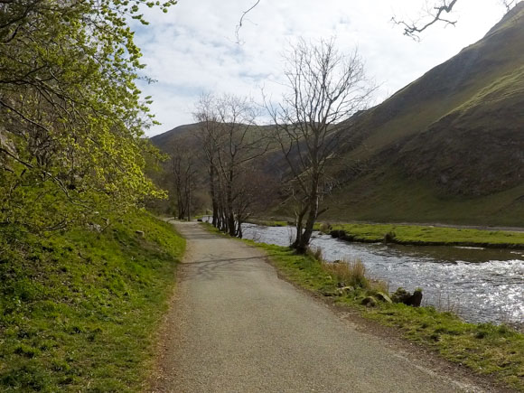 Dovedale to Milldale Walk 2