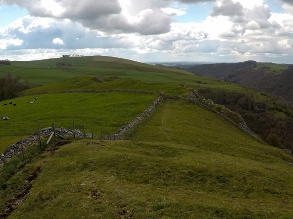 Dovedale to Milldale Walk 27