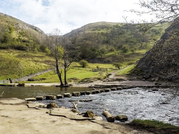 Dovedale to Milldale Walk 3