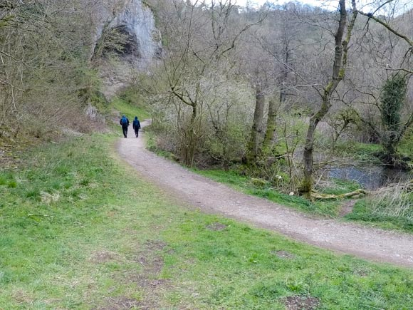 Dovedale to Milldale Walk 34